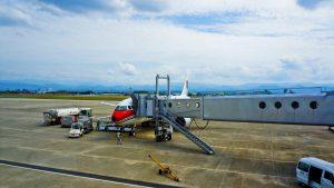 California airline reporting bond
