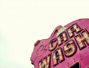 California car wash bond