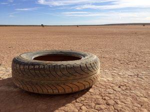 waste tire hauler bond