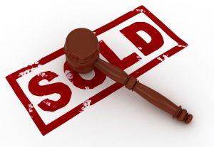 Washington Auctioneer or Auction Company Bond