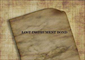 Kansas Lost Instrument Bond
