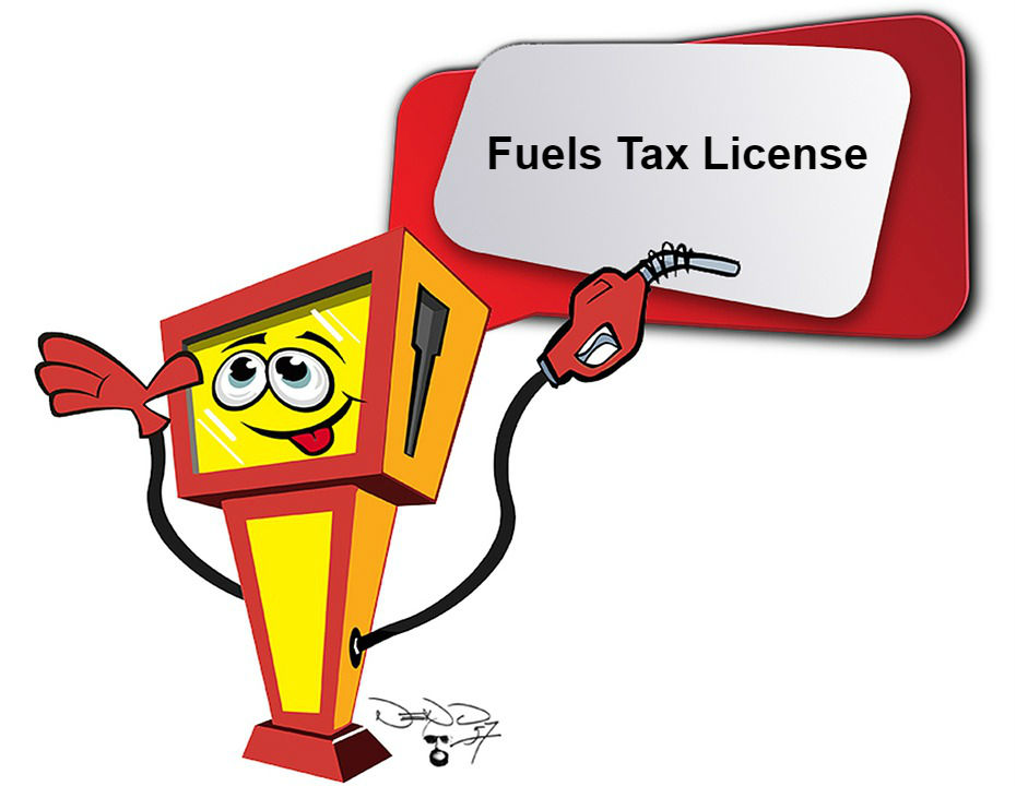 Texas motor fuel continuous tax bond surety bond authority for Motor vehicle surety bond