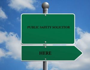 Texas Public Safety Solicitor Bond