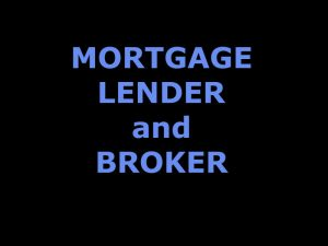 Wyoming Mortgage Lender and Broker Bond