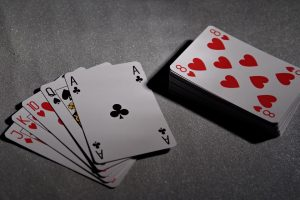 Alabama Playing Cards or Tobacco Tax Bond