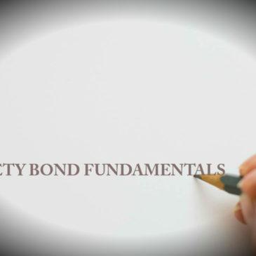 Surety Bond Fundamentals