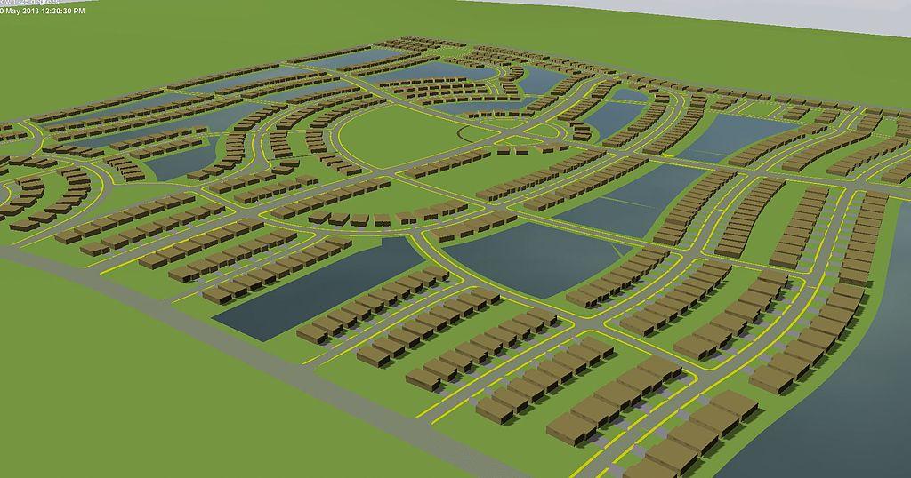 Mecklenburg County Land Development Bond