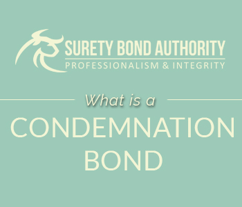 Condemnation Bonds img