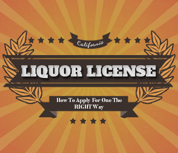 Apply for a California Liquor License img