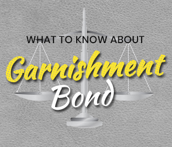 Garnishment Bond img
