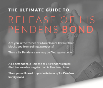 Release of Lis Pendens Bond Infographic img