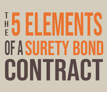 Elements of a Surety Bond Contract img