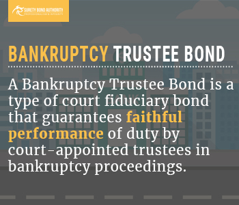 Bankruptcy Trustee Bond Infographic img