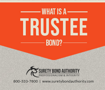 Trustee Bond Infographic Infographic img