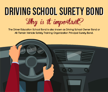 Driving School Surety Bond