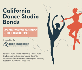 California Dance Studio Bond