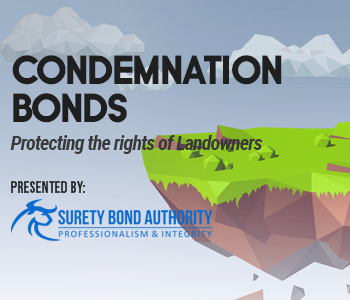 Condemnation Bonds: Protecting The Rights Of Landowners