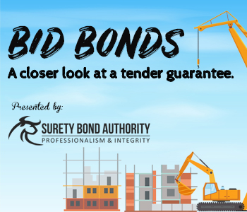Bid Bonds – A Closer Look at a Tender Guarantee