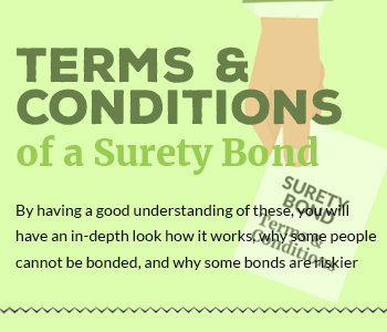 Terms and Conditions of a Surety Bond