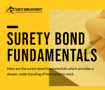 The Surety Bond Fundamentals