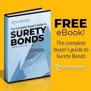 FREE eBook Guide: Understanding the Know-how of Buying a Surety Bond