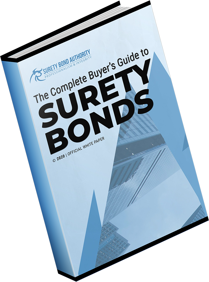 The Complete Buyer's Guide to Surety Bonds FREE eBook