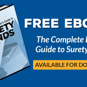 Surety Bond Authority Provides Free E-book for Surety Bond Buyers