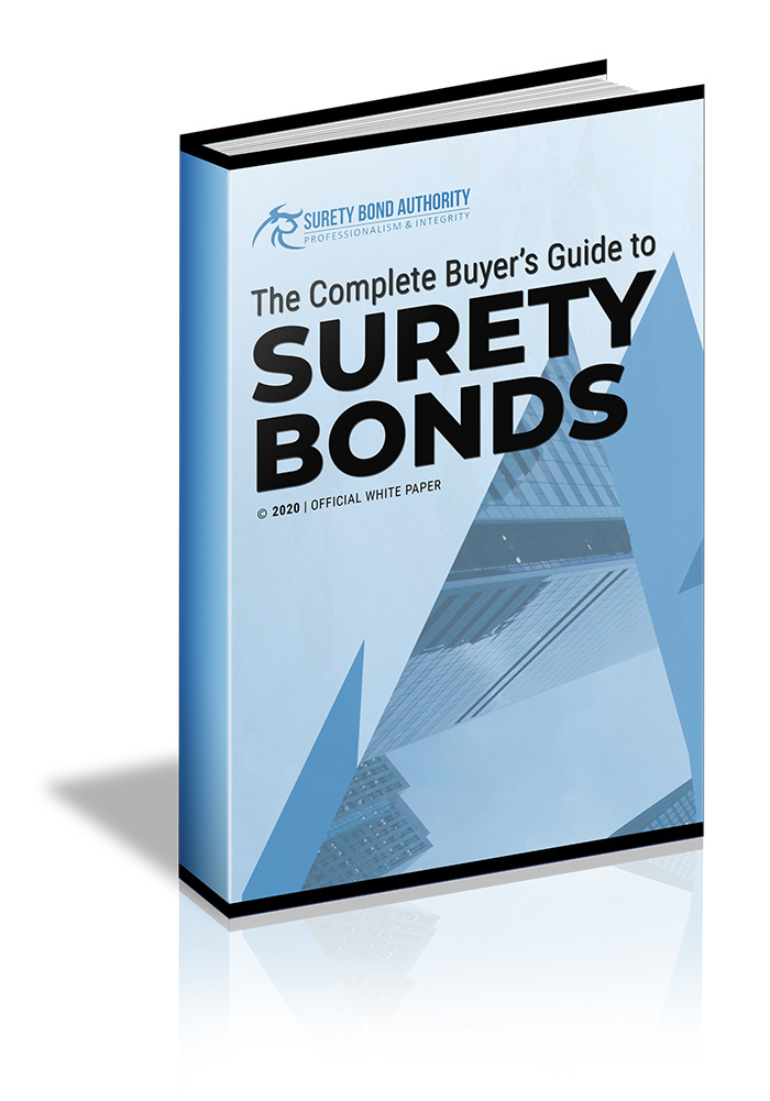 Surety Bond Authority Provides Free E-book